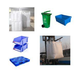 Thùng rác - Bao Jumbo- Palet